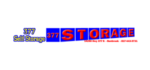 Logo of 377 Self Storage