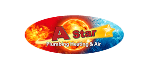 Logo of fA Star Plumbing, Heating and Air