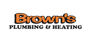 Logo of Brown's Plumbing & Heating