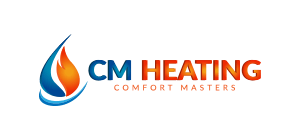 Logo of CM Heating: Comfort Masters