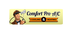 Logo of Comfort Pro A/C