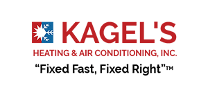 Logo of Kagel's Heating & Air Conditioning, Inc.