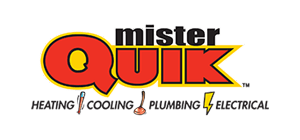 Logo of Mister Quick: Heating, Cooling, Plumbing, Electrical