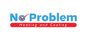 Logo of No Problem Heating and Cooling