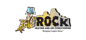 Logo of Rock Heating and Air Conditioning
