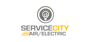 Logo of Service City Air and Electric