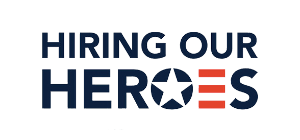 Logo of Hiring Our Heroes