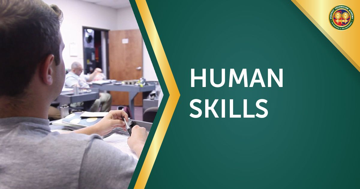 Human Skills to become a Great HVAC Technician