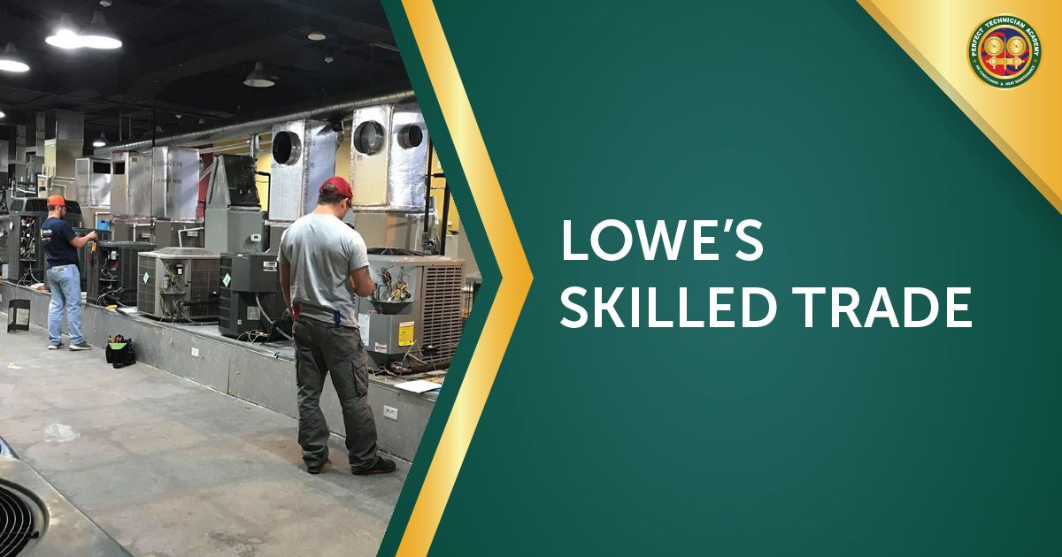Lowe's Skilled Trade