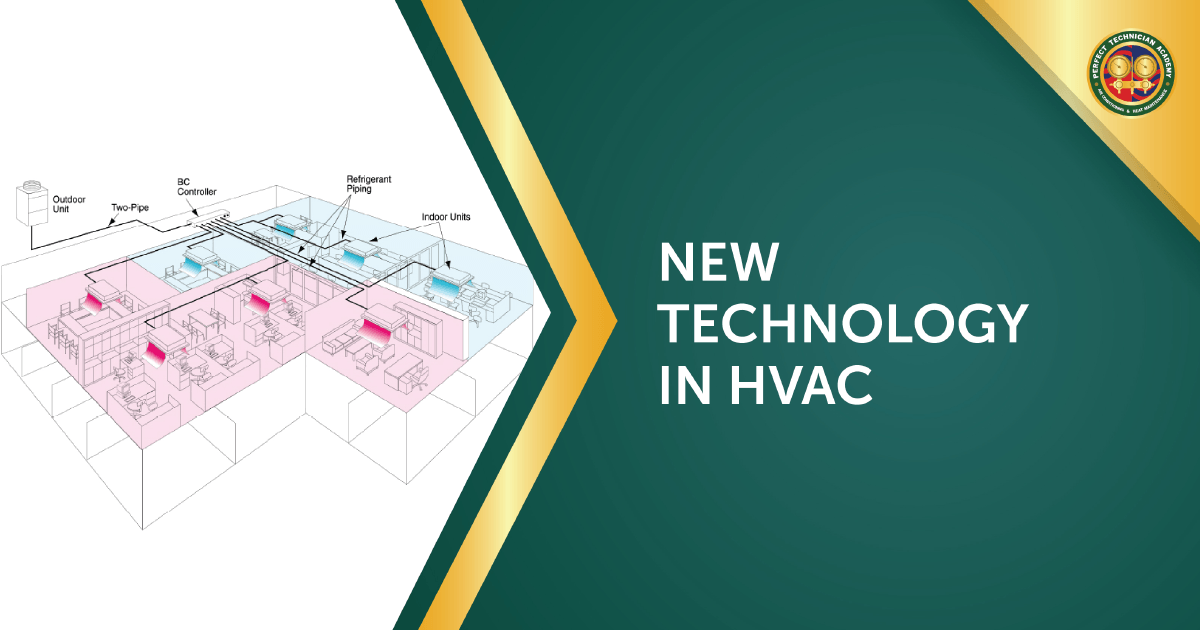 VRF Systems: New Technology in HVAC