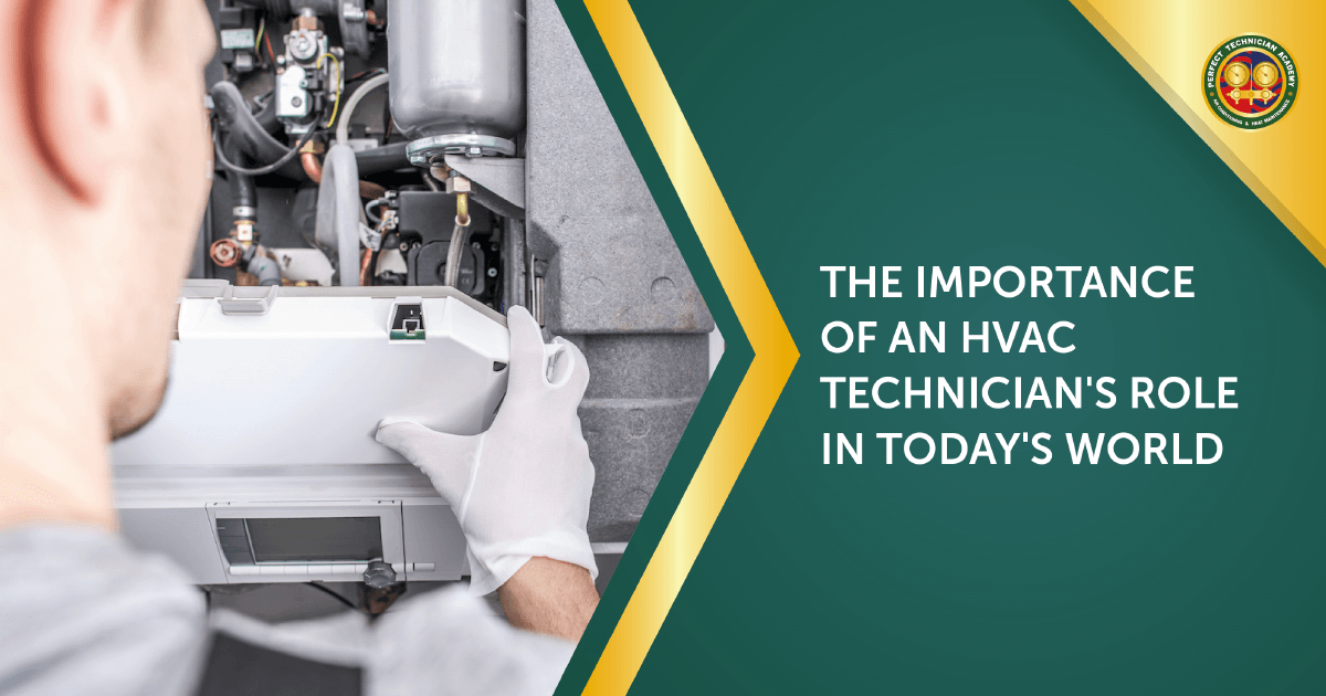 The Importance of an HVAC Technician's Role in Today's World